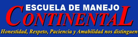 Esc. de Manejo Continental